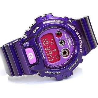 Purple Casio G-Shock
