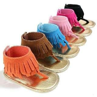 Preorder Prewalker Toddler Mocassin Sandals