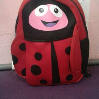 Kids Backpack ladybird