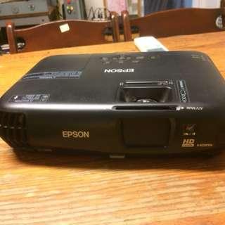 Epson eh-tw550 投影機