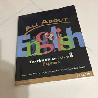 All About English (Sec 3)