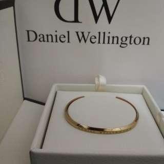 Daniel Wellington Classic Cuff Rose Gold