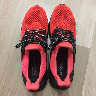 Ultraboost 1.0 Solar Red