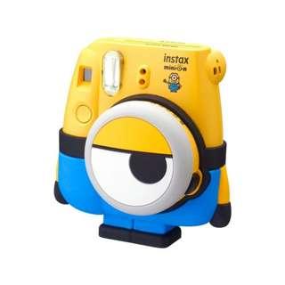 富士即影即有相機 FujiFilm Instax mini 8 Minions 迷你兵團 特別版