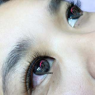 Eyelash Extension By Qualified Eyelash Artist