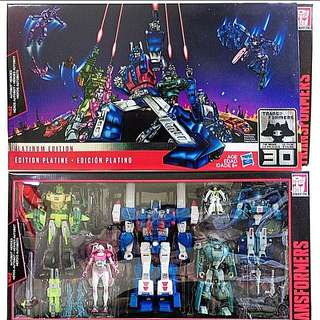 Transformers (Platinum Edition Autobot Heroes)
