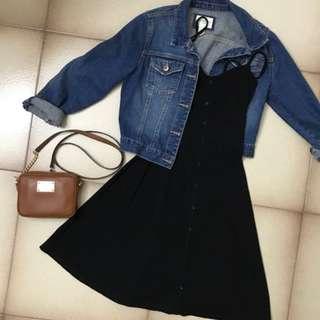 Dorothy Perkins Black Cami Dress