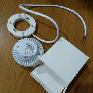 GX-53 LED, with low profile holder 12W