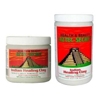 ❄️ Aztec Beauty ❄️ Indian Healing Clay