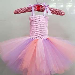 Custom made tutu dress