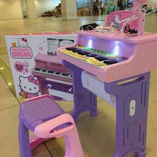 Hello Kitty Mini Piano