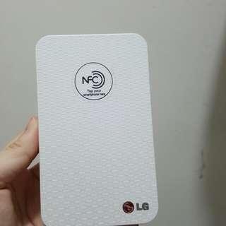 99%新 LG Pocket Photo 2.0 無線流動相片打印機