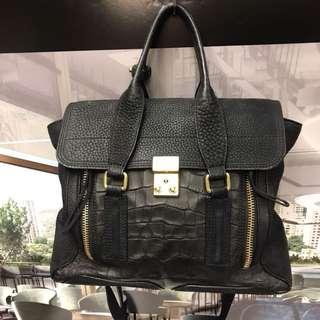Philip Lim Leather Handbag