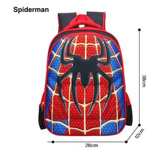 3D Primary School bag