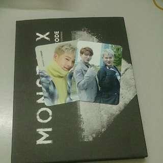 MONSTA X ALBUM +PC