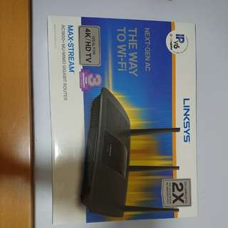 Linksys EA 7500 Router 路由器