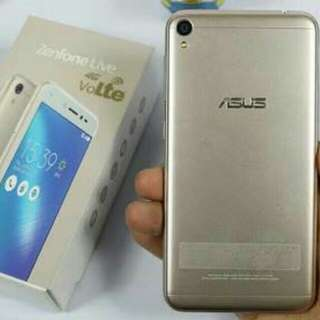 ASUS ZENFONE LIVE 16gb 1MO.OLD NO ISSUE. Bagong bago. Complete package.