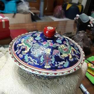 古早陶瓷碗