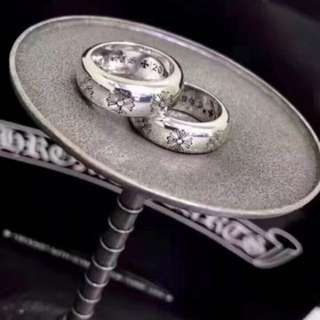 Chrome Hearts silver ring