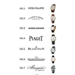 Brand Luxury Watch
