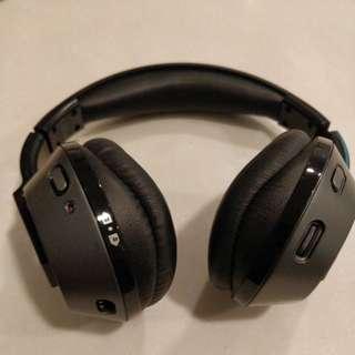 Philips Wireless FM headphones