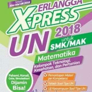 Erlangga Xpress UN 2018 SMK