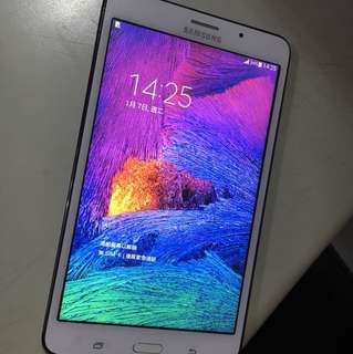 Almost New ❤️Samsung tab4✅no any scratch 📎good condition