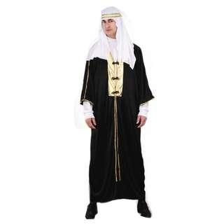 Arab Prince Costume Brand New Medium- Large Size