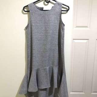 Ziya gray dress