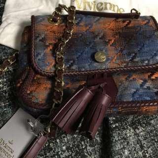 👸🏻 全新 正品 Vivienne Westwood 手袋 👸🏻