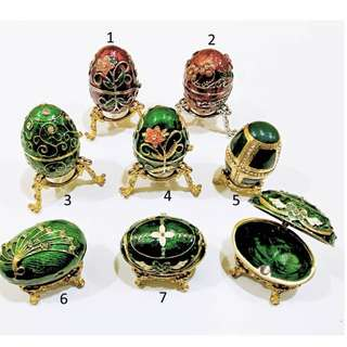 Collectable Faberge Egg