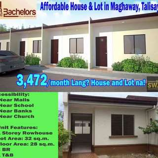 1 Storey House and Lot in Talisay City