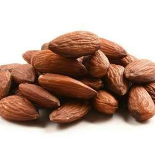 Roasted Unsalted Almonds (Whole)