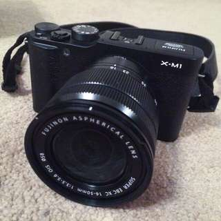 Fujifilm X-M1 kit harga net cepat dapat