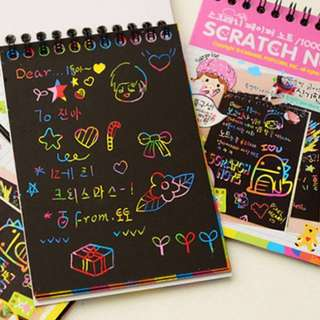 Magic Sketchbook