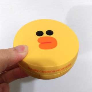 Missha氣墊粉餅 莎莉保濕款(金盒)