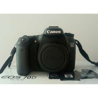 Canon 70D Box Set