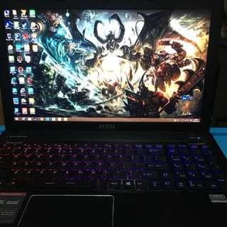 MSI Ge60 2Pe Apache Gaming Laptop