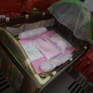 Preloved Crib - Giant Carrier