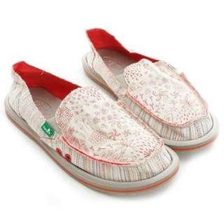 Sanuk鞋