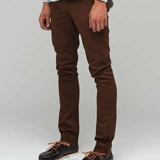 Long Chino Pants