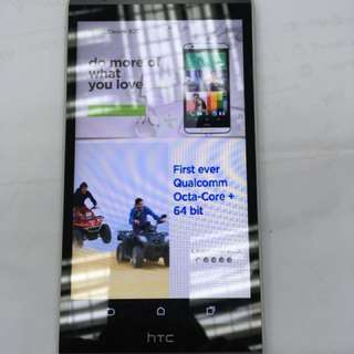HTC 820 16GB Grey in excellent condition