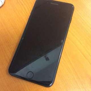 Iphone 7s plus for sale! Jet black! 256GB!