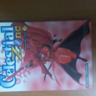 Celestial zone issue 3