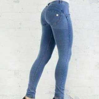 Jeans, Leging Denim Jeans, Freddy WR Up