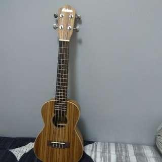 kahua concert ukulele with free gator ukelele bag