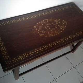 Coffee table w46cm l110cm h47cm