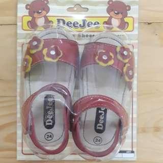 sandal anak perempuan size 24 preloved