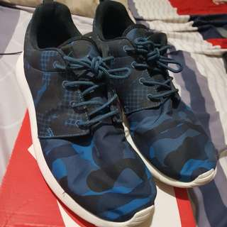 Nike Roshe Run One Print (Authentic) ^^