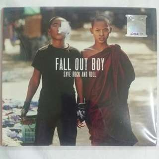 [Music Empire] Fall Out Boy - Save Rock And Roll CD Album